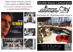 Shuttle Museo Lamborghini CityRedBus 2017